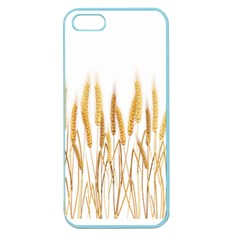 Wheat Plants Apple Seamless Iphone 5 Case (color)