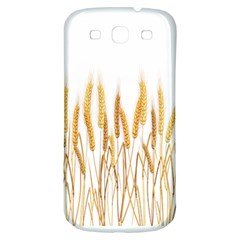 Wheat Plants Samsung Galaxy S3 S Iii Classic Hardshell Back Case