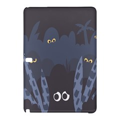 Ghost Halloween Eye Night Sinister Samsung Galaxy Tab Pro 12 2 Hardshell Case