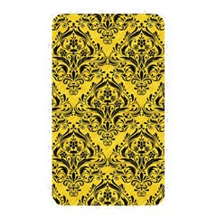 Damask1 Black Marble & Yellow Colored Pencil Memory Card Reader