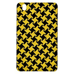 Houndstooth2 Black Marble & Yellow Colored Pencil Samsung Galaxy Tab Pro 8 4 Hardshell Case
