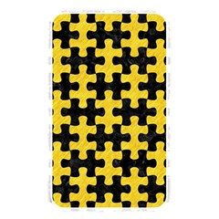 Puzzle1 Black Marble & Yellow Colored Pencil Memory Card Reader