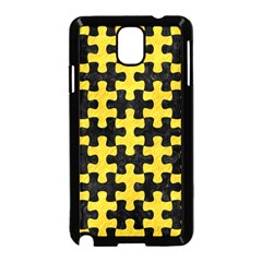 Puzzle1 Black Marble & Yellow Colored Pencil Samsung Galaxy Note 3 Neo Hardshell Case (black)