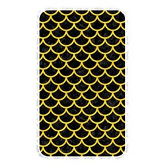 Scales1 Black Marble & Yellow Colored Pencil (r) Memory Card Reader