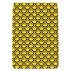 Scales2 Black Marble & Yellow Colored Pencil Flap Covers (s)