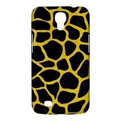 Skin1 Black Marble & Yellow Colored Pencil Samsung Galaxy Mega 6 3  I9200 Hardshell Case