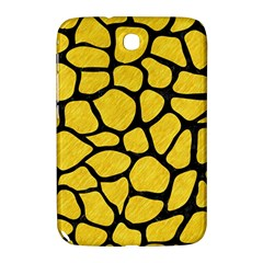 Skin1 Black Marble & Yellow Colored Pencil (r) Samsung Galaxy Note 8 0 N5100 Hardshell Case