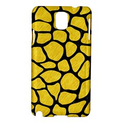 Skin1 Black Marble & Yellow Colored Pencil (r) Samsung Galaxy Note 3 N9005 Hardshell Case