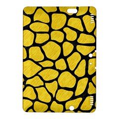 Skin1 Black Marble & Yellow Colored Pencil (r) Kindle Fire Hdx 8 9  Hardshell Case