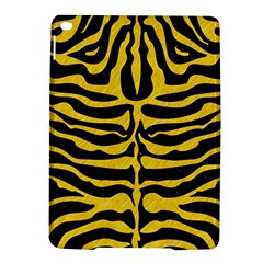 Skin2 Black Marble & Yellow Colored Pencil (r) Ipad Air 2 Hardshell Cases