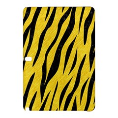 Skin3 Black Marble & Yellow Colored Pencil Samsung Galaxy Tab Pro 12 2 Hardshell Case