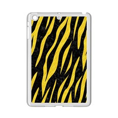 Skin3 Black Marble & Yellow Colored Pencil (r) Ipad Mini 2 Enamel Coated Cases