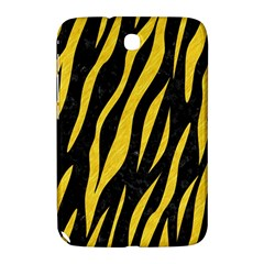 Skin3 Black Marble & Yellow Colored Pencil (r) Samsung Galaxy Note 8 0 N5100 Hardshell Case