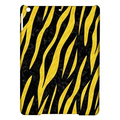 Skin3 Black Marble & Yellow Colored Pencil (r) Ipad Air Hardshell Cases