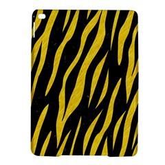 Skin3 Black Marble & Yellow Colored Pencil (r) Ipad Air 2 Hardshell Cases