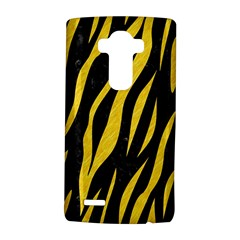Skin3 Black Marble & Yellow Colored Pencil (r) Lg G4 Hardshell Case