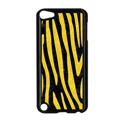 Skin4 Black Marble & Yellow Colored Pencil Apple Ipod Touch 5 Case (black)
