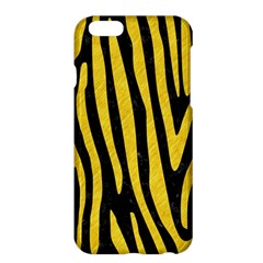 Skin4 Black Marble & Yellow Colored Pencil Apple Iphone 6 Plus/6s Plus Hardshell Case