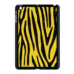 Skin4 Black Marble & Yellow Colored Pencil (r) Apple Ipad Mini Case (black)
