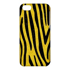 Skin4 Black Marble & Yellow Colored Pencil (r) Apple Iphone 5c Hardshell Case