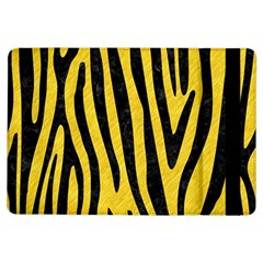 Skin4 Black Marble & Yellow Colored Pencil (r) Ipad Air Flip
