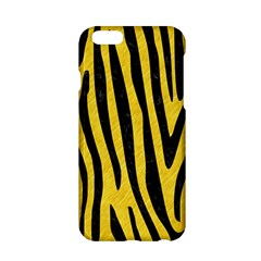 Skin4 Black Marble & Yellow Colored Pencil (r) Apple Iphone 6/6s Hardshell Case