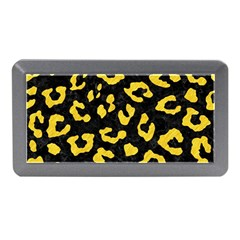 Skin5 Black Marble & Yellow Colored Pencil Memory Card Reader (mini)