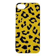 Skin5 Black Marble & Yellow Colored Pencil (r) Apple Iphone 5s/ Se Hardshell Case