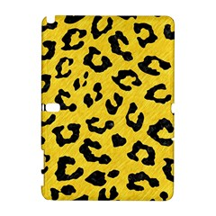 Skin5 Black Marble & Yellow Colored Pencil (r) Galaxy Note 1