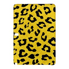 Skin5 Black Marble & Yellow Colored Pencil (r) Samsung Galaxy Tab Pro 12 2 Hardshell Case