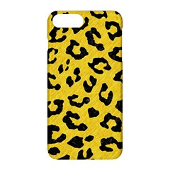 Skin5 Black Marble & Yellow Colored Pencil (r) Apple Iphone 8 Plus Hardshell Case