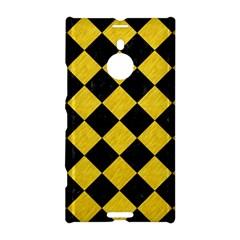 Square2 Black Marble & Yellow Colored Pencil Nokia Lumia 1520