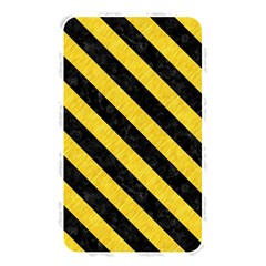 Stripes3 Black Marble & Yellow Colored Pencil Memory Card Reader