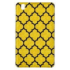 Tile1 Black Marble & Yellow Colored Pencil Samsung Galaxy Tab Pro 8 4 Hardshell Case