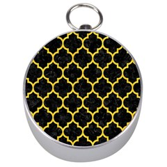 Tile1 Black Marble & Yellow Colored Pencil (r) Silver Compasses