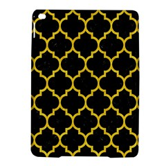 Tile1 Black Marble & Yellow Colored Pencil (r) Ipad Air 2 Hardshell Cases