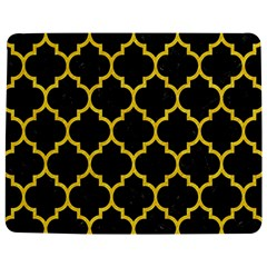 Tile1 Black Marble & Yellow Colored Pencil (r) Jigsaw Puzzle Photo Stand (rectangular)