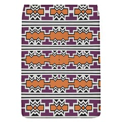 Purple And Brown Shapes                            Blackberry Q10 Hardshell Case
