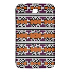 Purple And Brown Shapes                            Nokia Lumia 925 Hardshell Case