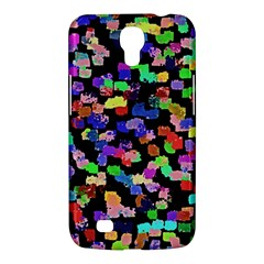 Colorful Paint Strokes On A Black Background                          Sony Xperia Sp (m35h) Hardshell Case