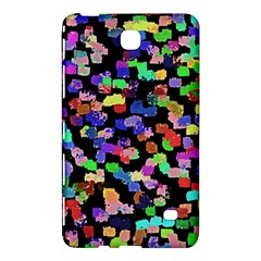 Colorful Paint Strokes On A Black Background                          Samsung Galaxy Tab 4 (7 ) Hardshell Case