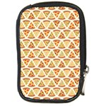 Food Pizza Bread Pasta Triangle Compact Camera Cases Front