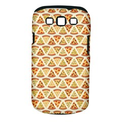 Food Pizza Bread Pasta Triangle Samsung Galaxy S Iii Classic Hardshell Case (pc+silicone)