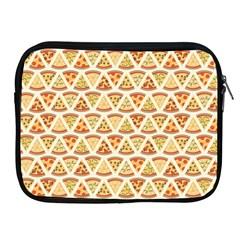 Food Pizza Bread Pasta Triangle Apple Ipad 2/3/4 Zipper Cases