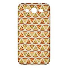 Food Pizza Bread Pasta Triangle Samsung Galaxy Mega 5 8 I9152 Hardshell Case