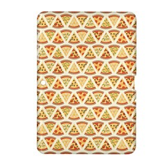 Food Pizza Bread Pasta Triangle Samsung Galaxy Tab 2 (10 1 ) P5100 Hardshell Case