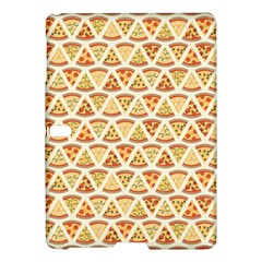 Food Pizza Bread Pasta Triangle Samsung Galaxy Tab S (10 5 ) Hardshell Case