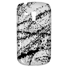 Ink Splatter Texture Galaxy S3 Mini