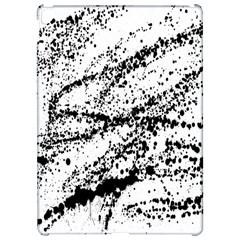 Ink Splatter Texture Apple Ipad Pro 12 9   Hardshell Case