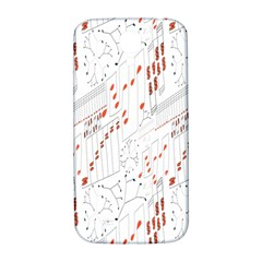 Musical Scales Note Samsung Galaxy S4 I9500/i9505  Hardshell Back Case